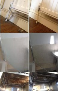 END/START OF TENANCY CLEANS